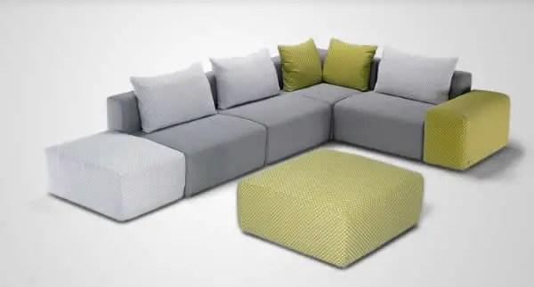 the puzzle sofa