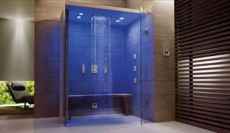 10 fabulously modern shower seat ideas