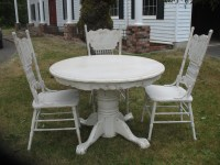 shabby chic dining table | Ladybird's Vintage