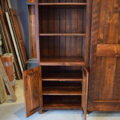 White Corner Kitchen Cabinet Sink Spray Head Replacement Rustic (low Profile) Barn Door Entertainment ...