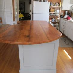 Unfinished Kitchen Cabinets Black And White Accessories Kidney Shape Counter Island | Furniture From The Barn