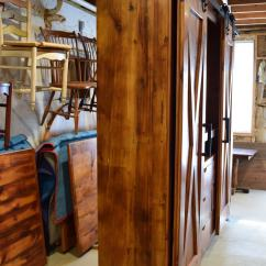 Kitchen Cabinet For Sale Aid Grinder X Barn Door Entertainment   Furniture From The