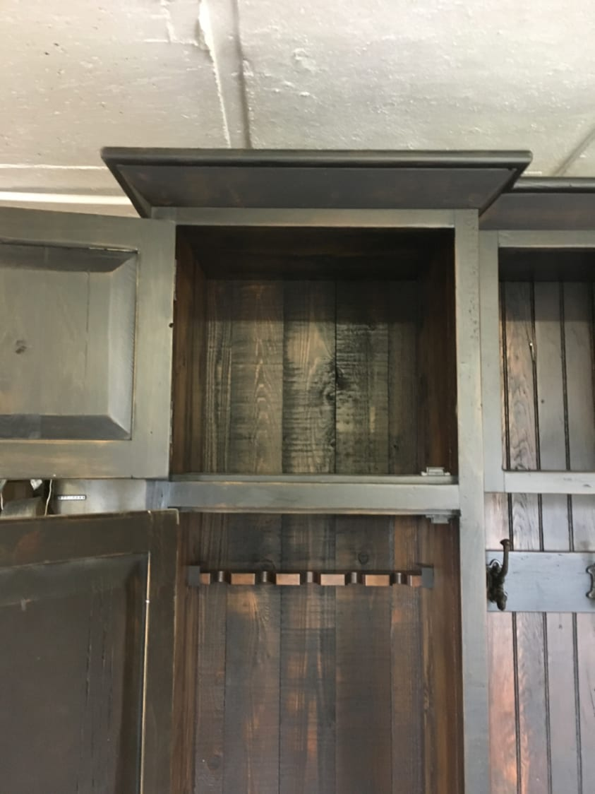 img chairs for sale markwort stadium chair replacement parts hall tree with side gun cabinet | furniture from the barn
