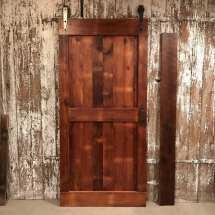Ranch Style Barn Door Furniture