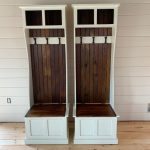 Twin Hall Trees Furniture From The Barn