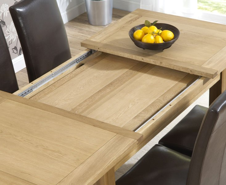 How To Choose Apartment Narrow Extending Dining Table
