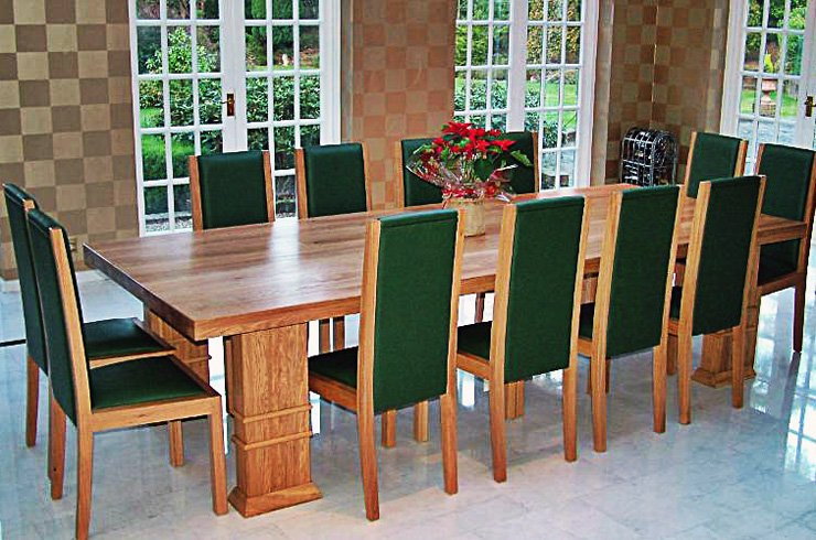 Extending Dining Tables To Seat 12