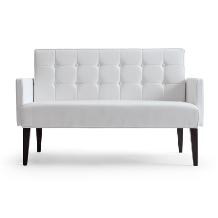 Fully upholstered Contract sofa ideal for reception areas