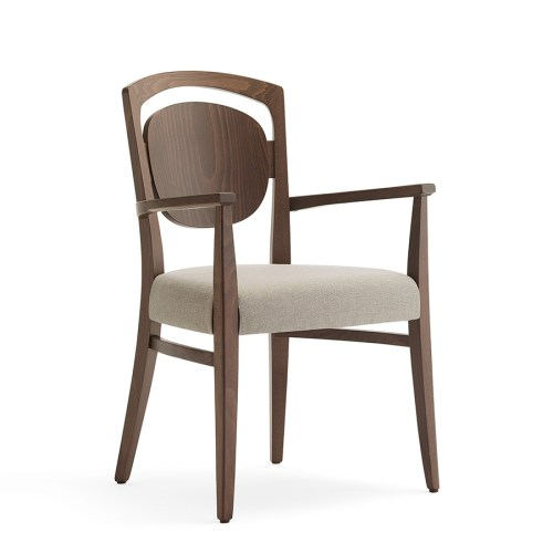 Tiffany P Arm Chair for Restaurants, hotels and bars