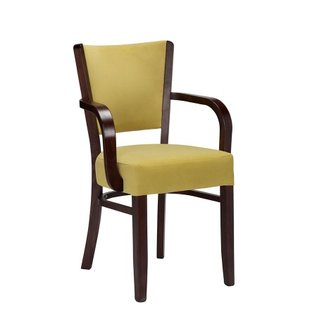 Alto Serrada Armchair (Curved Arm)
