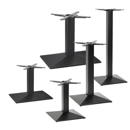 Pyramid table base collection