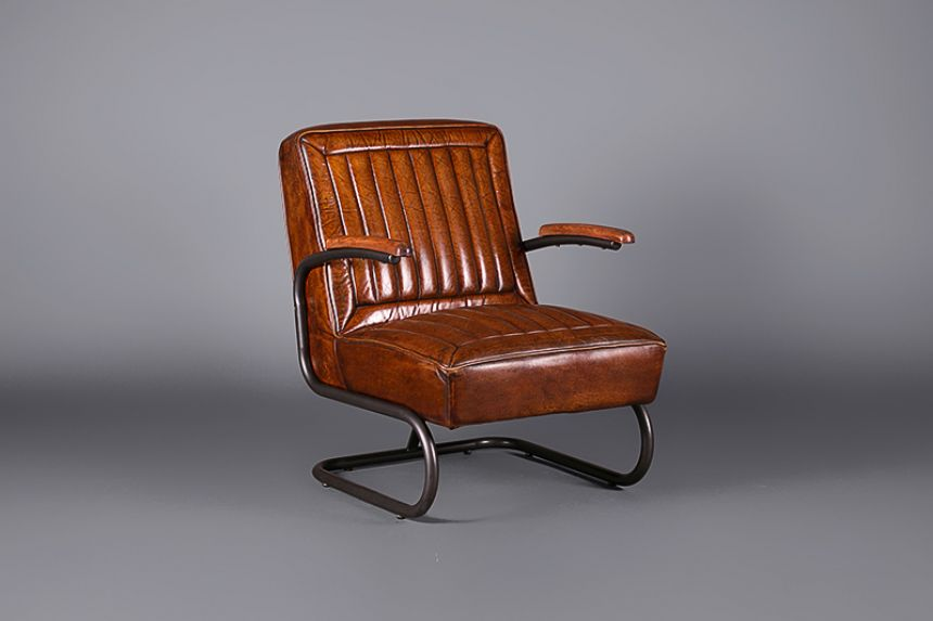 Aviator Vintage Leather Chair  Chairs  Furniture on the Move