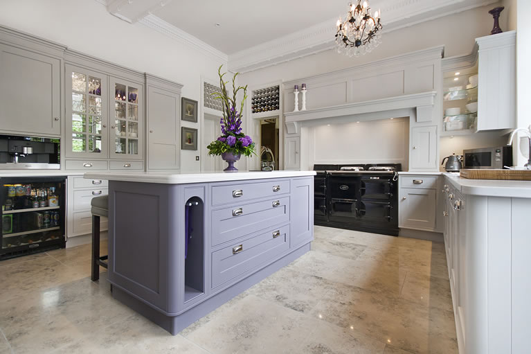 Hand Painted Kitchens In Nottingham Furniture PainterHand Painted