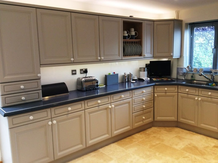 Painting Oak Kitchen Doors Furniture PainterHand Painted Kitchens