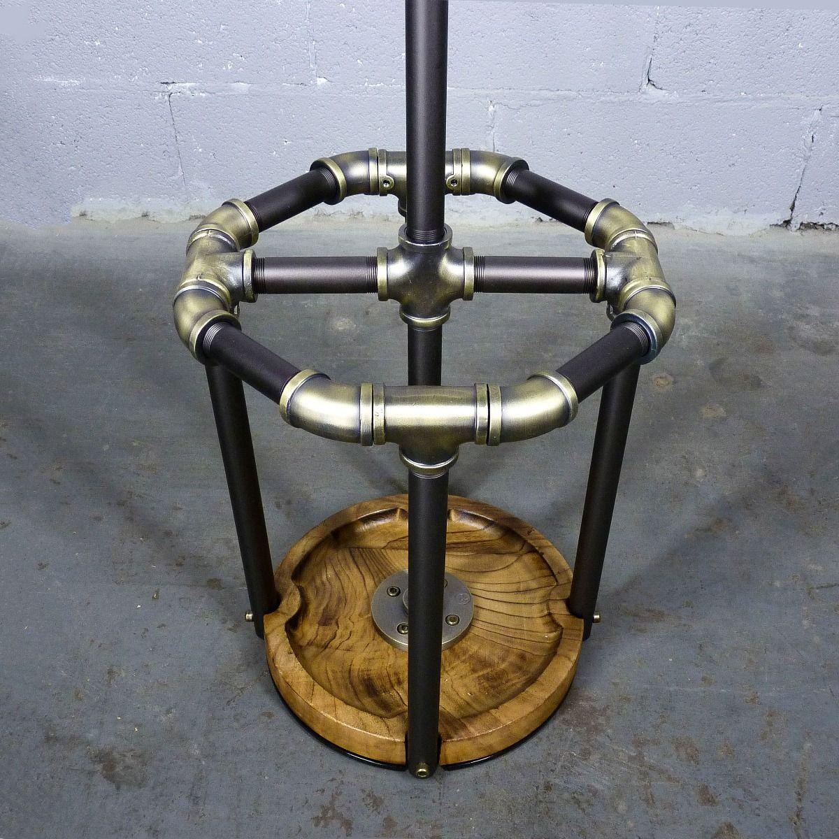 san antonio industrial vintage 3 tier