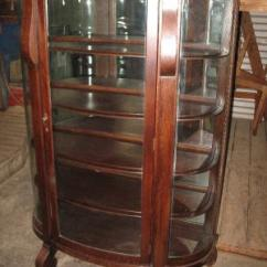 Refinishing Oak Kitchen Cabinets Ceramic Tile Furniture Sampler: Display Cases