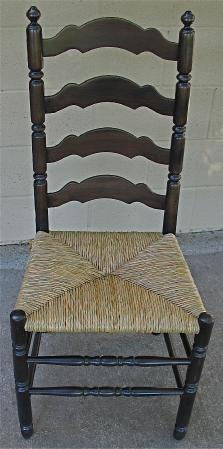 antique ladder back chairs with rush seats dining room table 6 introducing / diagonal cross pattern woven chair and backs