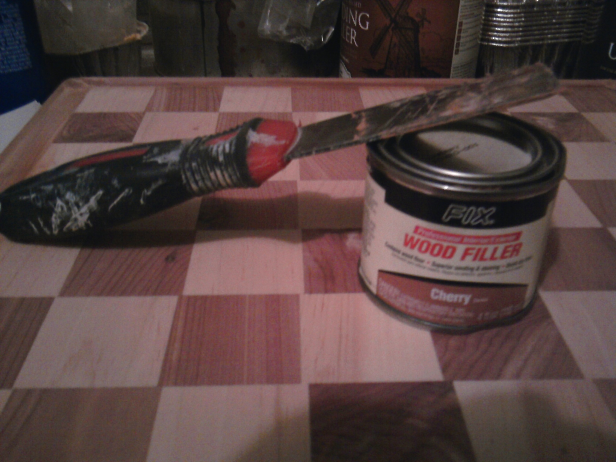 Bartleys Paste Varnish