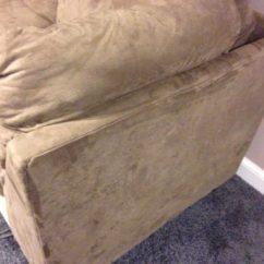 Sofa Cushion Repair Service Mini Stitched Seam On Ripped – Furniturerepairman.com
