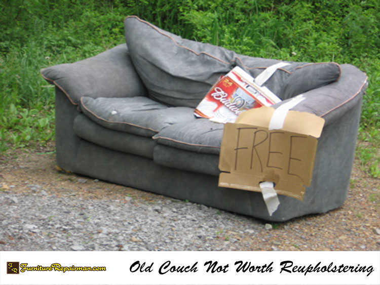 Three Thoughts To Ask Yourself Prior To Reupholstering