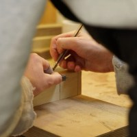 Woodwork classes at LSF