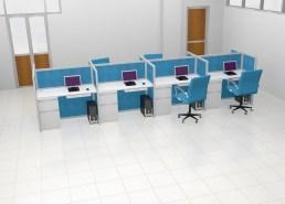 desain dan produsen meja sekat kantor meja kubikal cubicle workstation di semarang jawa tengah (1)
