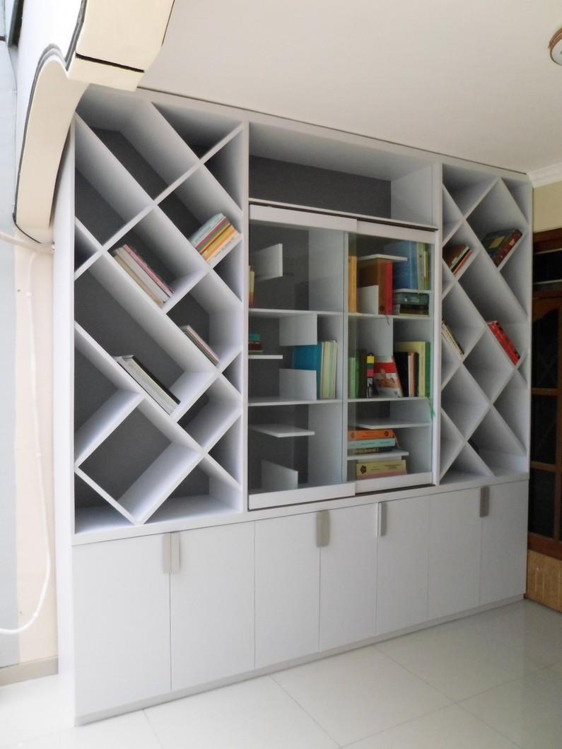 Furniture Dry Kitchen  Meja Makan  Rak Buku Besar  FUrniture Produksi Cepat  Best Furniture