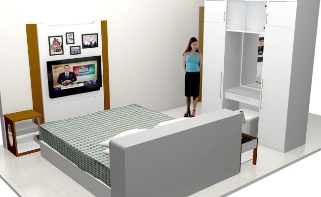 Furniture Kamar Tidur Set Lengkap Furniture Semarang