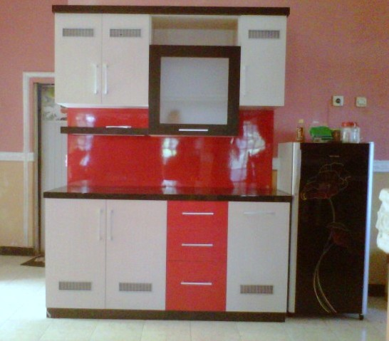 Furniture Solo Klaten Kitchen Set Minimalis Kitchen