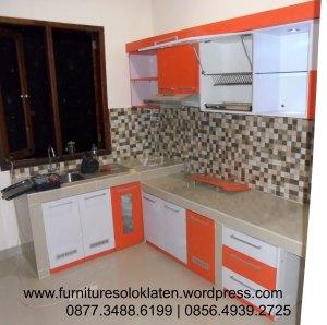 Furniture Solo Klaten Kitchen Set Minimalis Kitchen