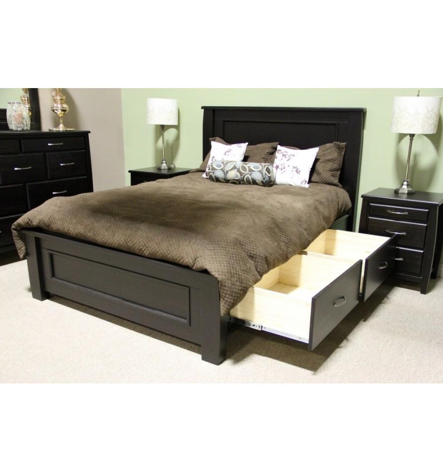 Boyd Queen Storage Bed Furniture Superstore Edmonton