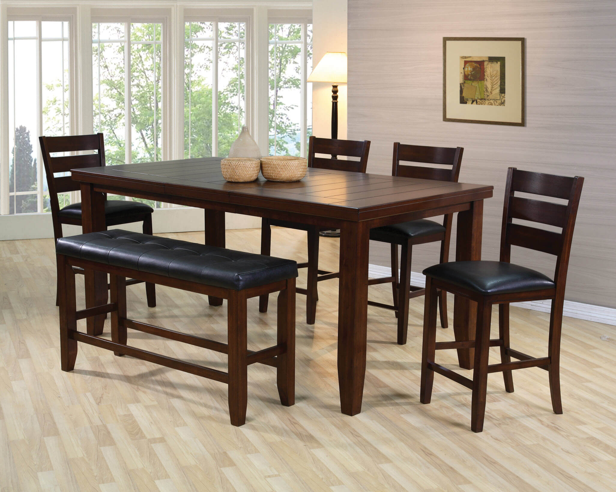 Bardstown Counter Height Dining Room Set Dining Room Sets