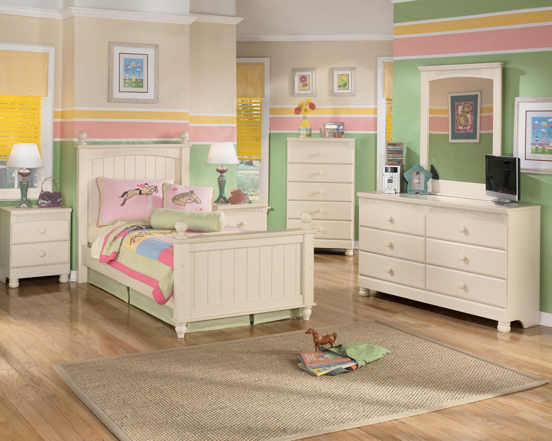 Cottage Retreat Ashley Bedroom Set  Kids Bedroom Sets