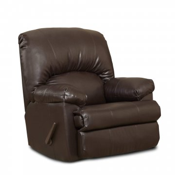 Hillel Cocoa Rocker Recliner By Washington Recliners