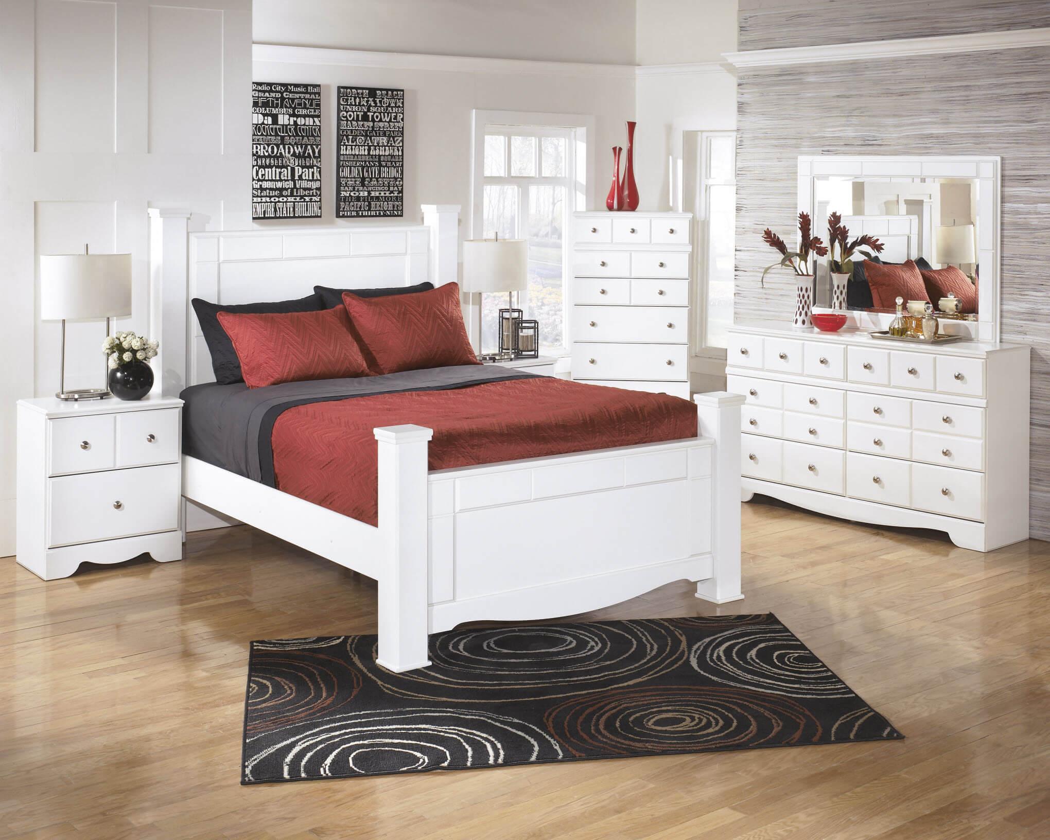 Weeki Ashley Bedroom Set Bedroom Furniture Sets
