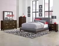Couture Platform Bedroom Set | Bedroom Furniture Sets