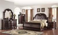 Stanley Marble Top Bedroom Set | Bedroom Furniture Sets