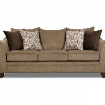 milari sofa ashley furniture dania bloom review albany chestnut and loveseat by simmons