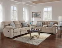 Chevron Seal Reclining Sofa and Loveseat | Reclining ...