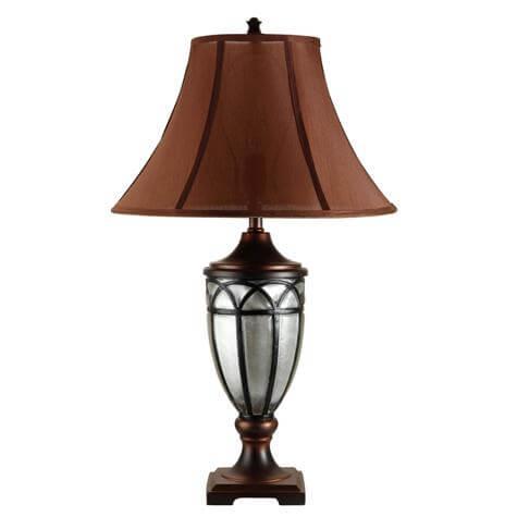 Crown Mark Chrome Lamp Lamps