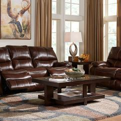 Leather Sofa Sets For Living Room Sectional In Small Highlander Espresso Reclining And Loveseat Sale