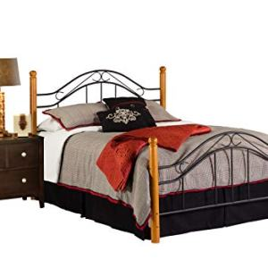 Hillsdale Furniture Winsloh Bed Set With Rails, Queen