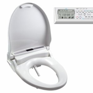 Clean Sense dib-1500R Bidet Seat Round with Remote Control