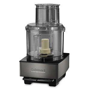 Cuisinart Custom 14-Cup Food Processor, Black