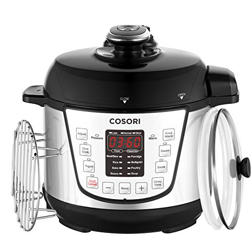 COSORI C3120-PC Pressure cooker, 2Quart