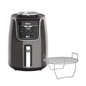 Ninja Max XL Air Fryer that Cooks, Crisps, Roasts, Broils, Bakes, Reheats and Dehydrates, with 5.5 Quart Capacity, and a High Gloss Finish