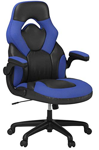 OFM Essentials Collection Racing Style Bonded Leather Gaming Chair Launch Date: 2017-11-13T00:00:01Z