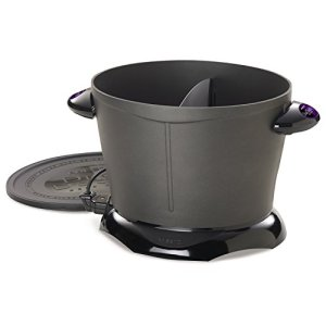 Presto 05450 DualDaddy Electric Deep Fryer