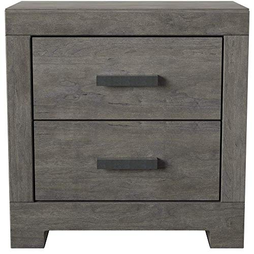 Ashley Furniture Signature Design - Culverbach Nightstand - Contemporary Style Bundle Dimensions: 23.9 x 15.four x 24.5 inches