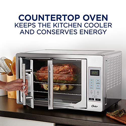 Oster French Convection Countertop and Toaster Oven Bundle Dimensions: 22.zero x 19.5 x 13.zero inches
